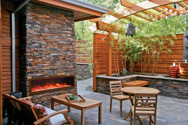 Stylish Fire Pits Outdoor Fireplaces Patio Heaters Modern Blaze