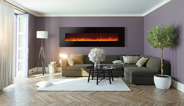 Wall Mounted Electric Fireplace Ideas In Living Room Part 62