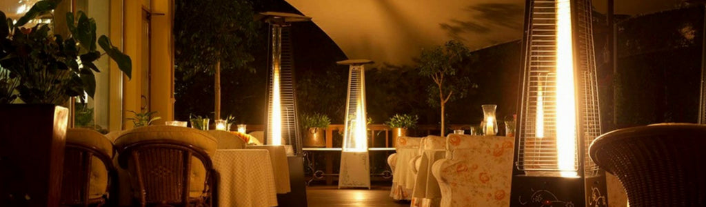 Ambiance Portable Patio Heaters