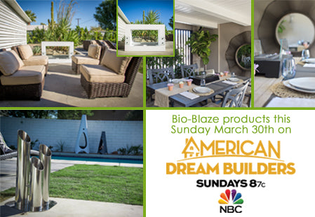 Bio-Blaze Featured on American Dream Builders, NBC