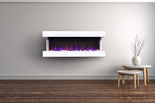 Toucsthone Chesmont 3-Sided Electric Fireplace