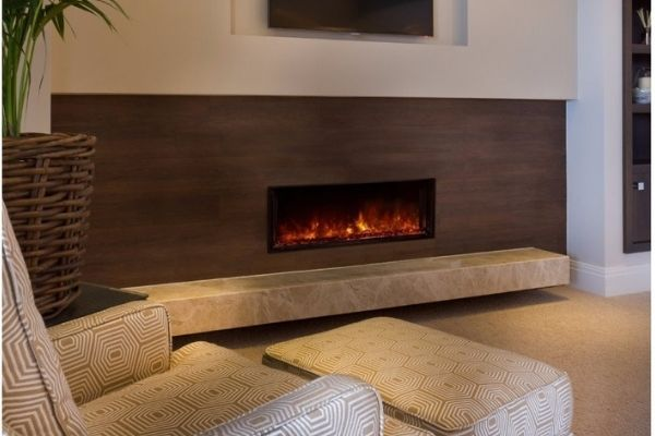 """Modern Flames 40"""" Landscape-2 Built-in Electric Fireplace"""