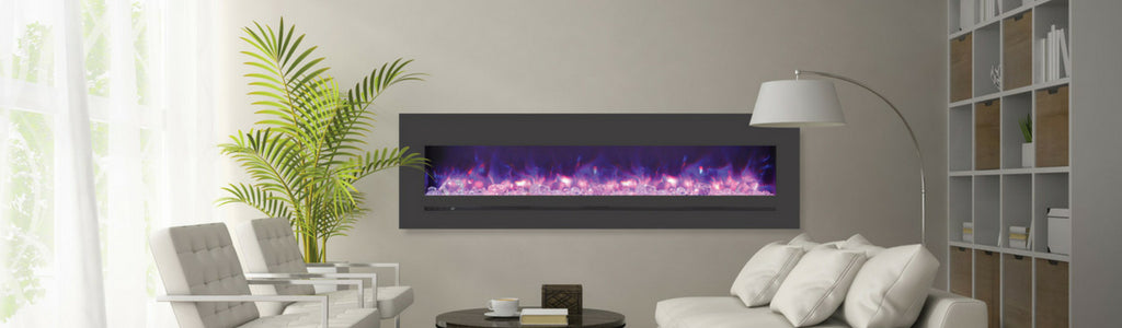 Sierra Flame Electric Fireplaces