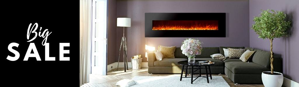 Big sale on Ignis Electric Fireplaces