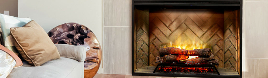 Dimplex Revillusion Series Electric Fireplaces