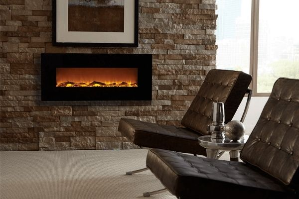 Touchstone Onyx Fireplace