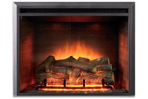 """Dynasty Forte - 8"""" Deep Electric Fireplace Insert"""