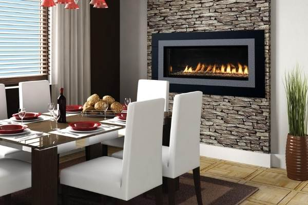 Superior Ventless Gas fireplace
