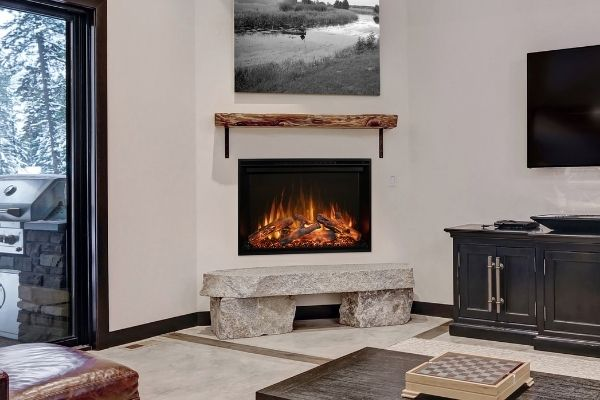 Modern Flames Redstone Electric Fireplace Insert