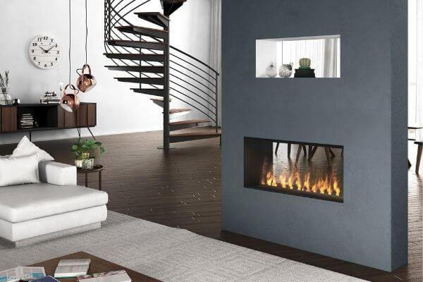 "Dimplex Opti-Myst 40"" Electric Water Vapor Firebox"