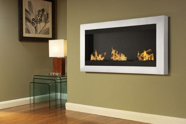 Wall Mounted Ignis Fireplace