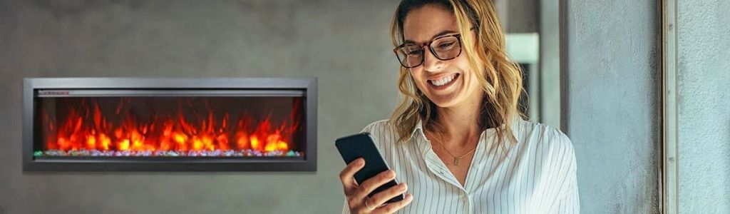 Smart Fireplaces and Heaters