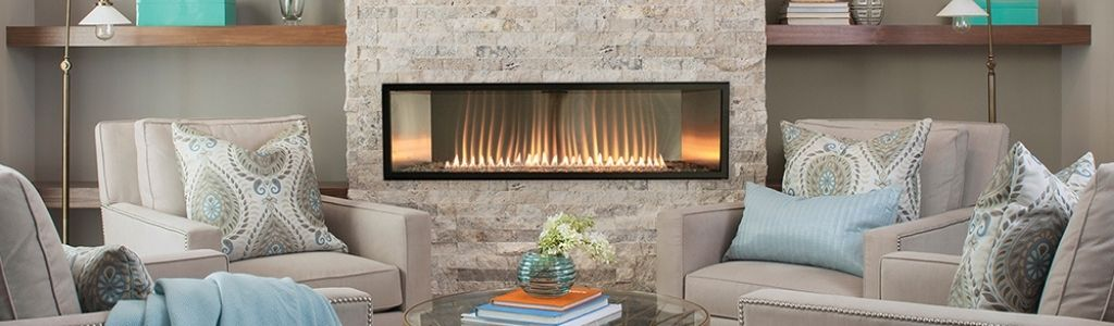 Empire Boulevard Ventless Gas Fireplaces