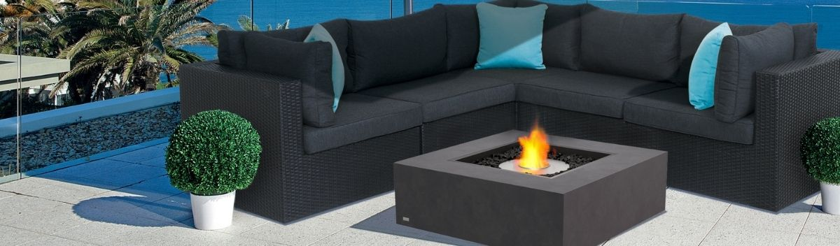 Square Fire Pits