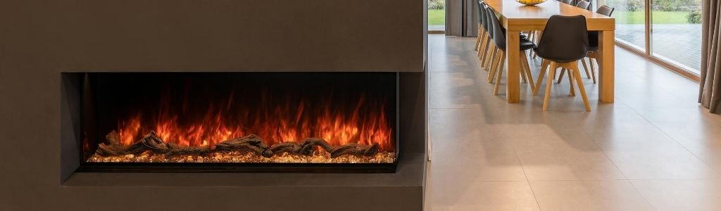 Built-in / Recessed Electric Fireplaces
