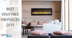 Best Vent-Free Fireplaces 2019
