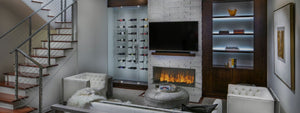 Modern Chimney Free Fireplaces