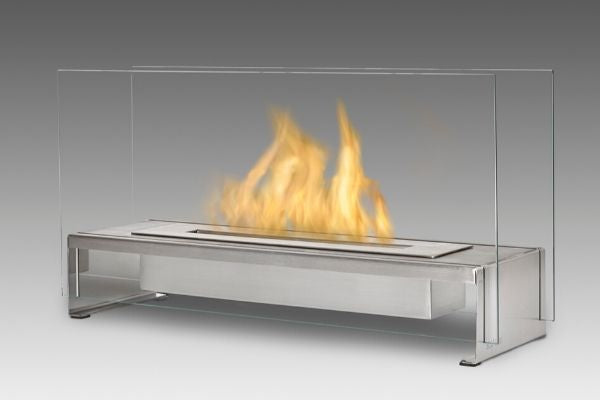 Eco-Feu Rio Table Top Ethanol Fireplace with Adjustable Flame