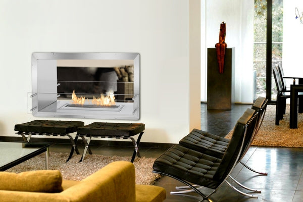 2-sided ethanol firebox by Igni