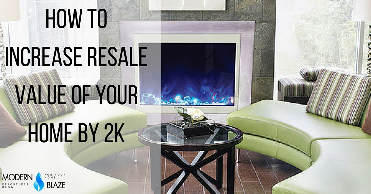 How To Increase Resale Value of Your Home by 2K