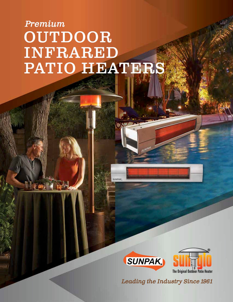 2017 Premium Patio Heaters
