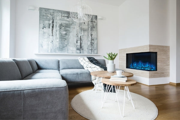 Modern Flames 3-Sided Electric Fireplace