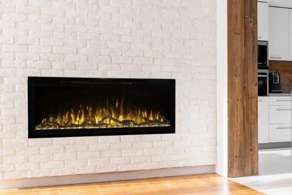 Modern Flames Spectrum Slimline Built-in/Wall Mounted Electric Fireplace