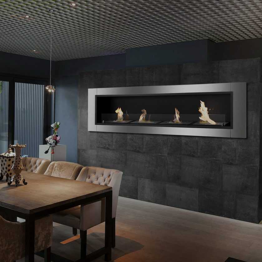 Modern Ventless Fireplaces - Indoor & Outdoor Fireplaces