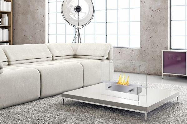 Ignis Tab - Indoor/Outdoor Table Top Ethanol Fireplace (TTF-021)
