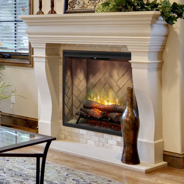 "Dimplex Revillusion™ 36"" - Built-in Electric Firebox, UL Listed (RBF36P)"