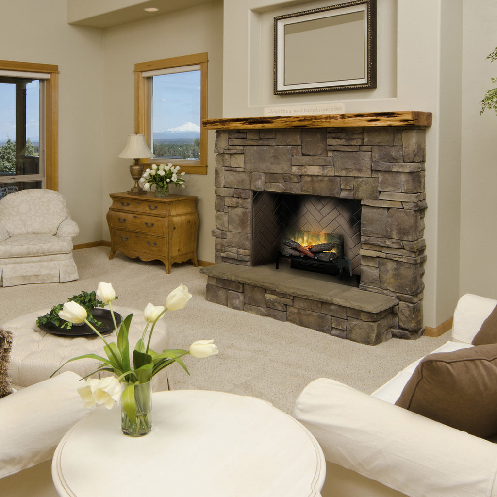 Dimplex Fireplace Inserts Review: 10 Most Realistic Electric ...