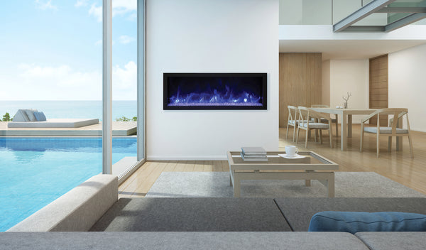Remii Indoor Outdoor Electric Fireplace
