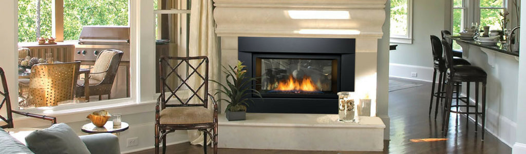 Sierra Flame Gas Fireplaces