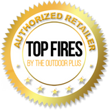 Top Fires by the Outdoor Plus Authorized Dealer