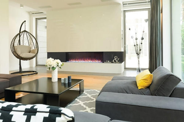 Napoleon Trivista 3-Sided Electric Fireplace