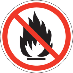 Non-flammable materials