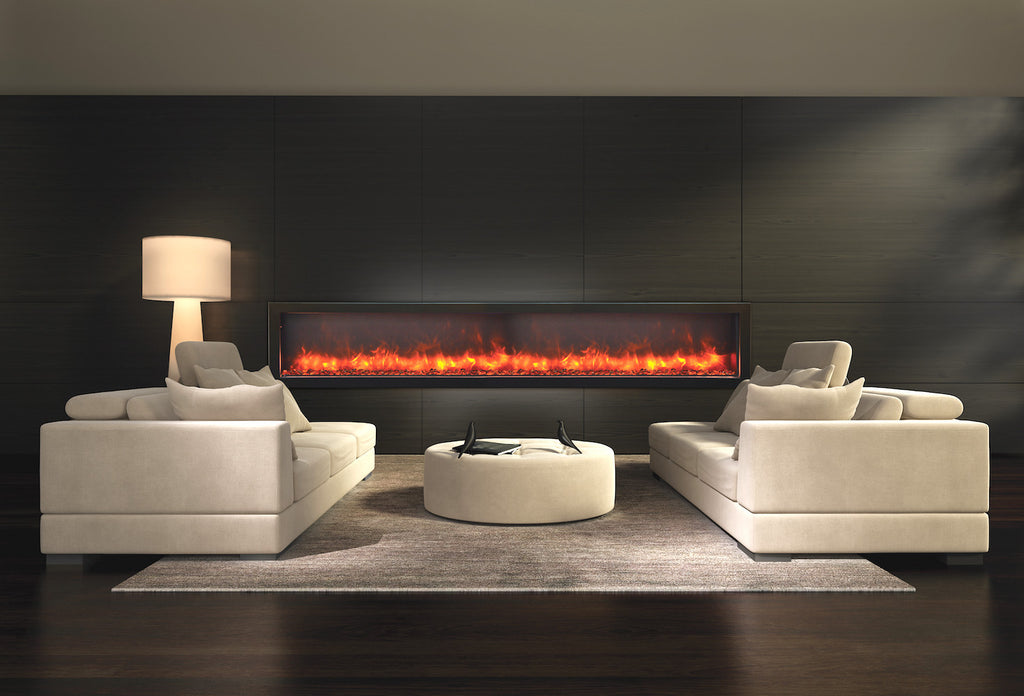 Amantii Panorama DEEP 88″ Built-in Electric Fireplace (BI-88-DEEP)