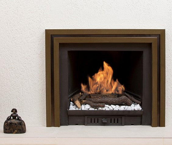 Convert Traditional fireplace to Ethanol