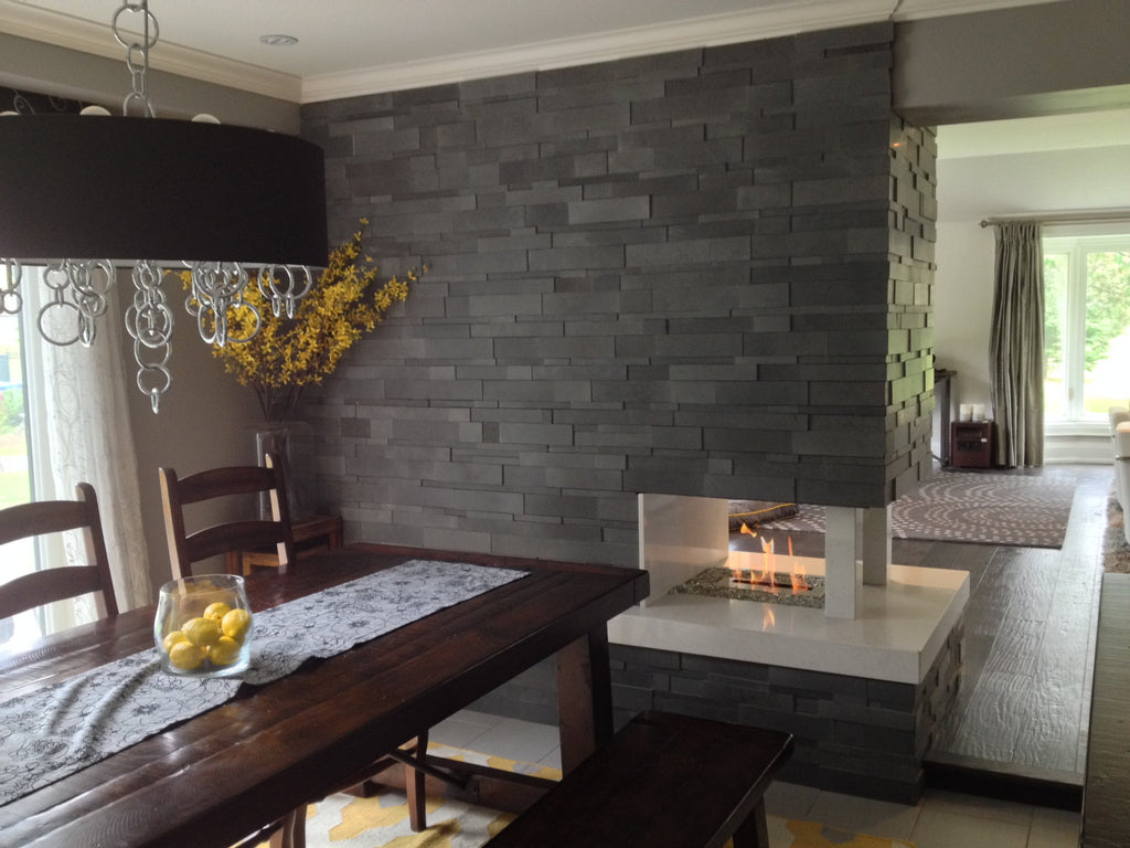 How to build your own bio ethanol fireplace using ethanol for Building an indoor fireplace