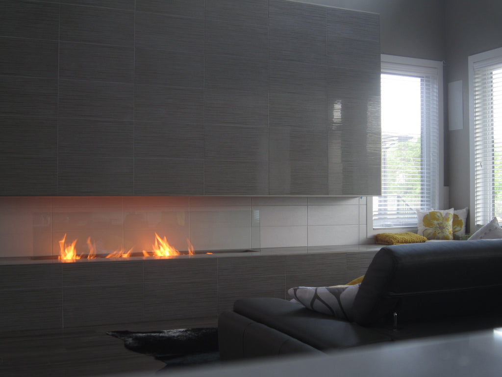 How To Build Your Own Bio Ethanol Fireplace Using Ethanol Burner Modern Blaze