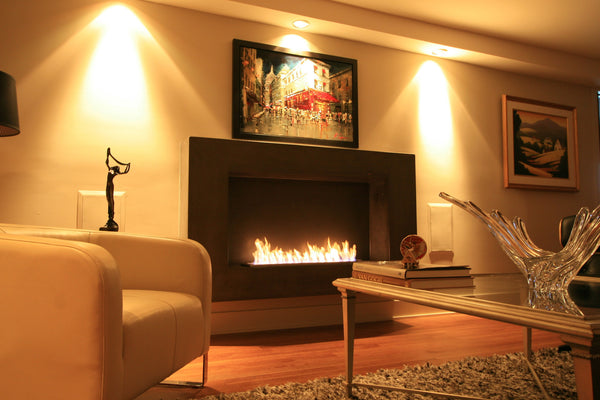 how to build your own bio ethanol fireplace using ethanol burner modern blaze. Black Bedroom Furniture Sets. Home Design Ideas