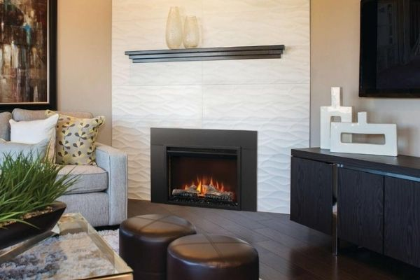 Napoleon Cineview™ Built-in Electric Firebox