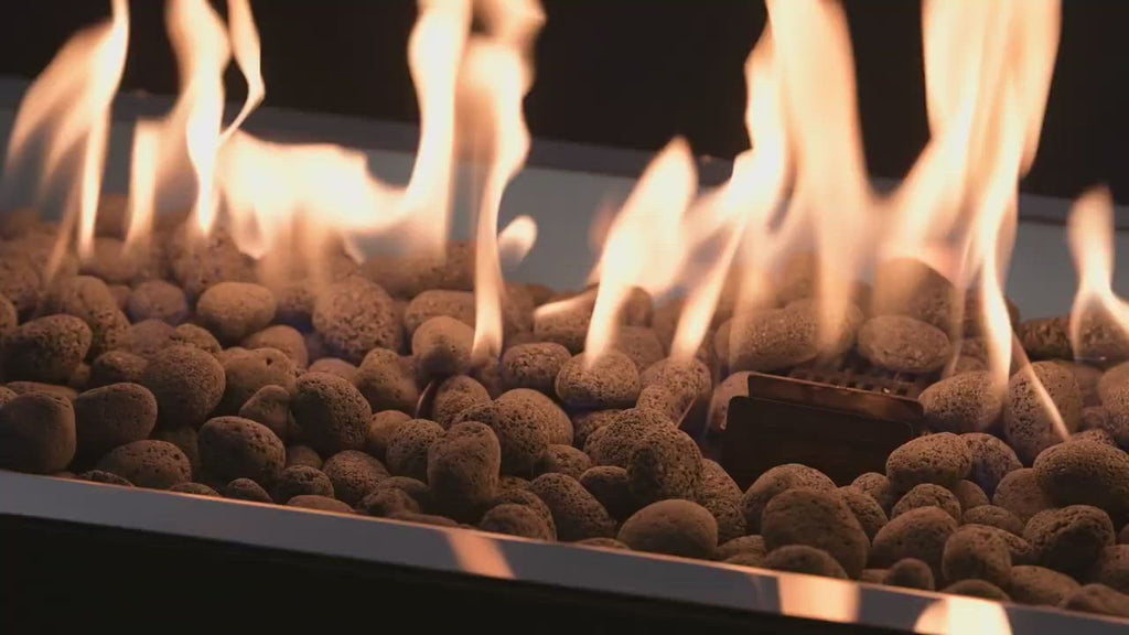 The Outdoor GreatRoom Company: Lava Rocks for Fire Pits