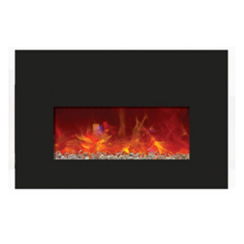 "Amantii Small 38"" Electric Fireplace Insert (INSERT‐26‐3825)"