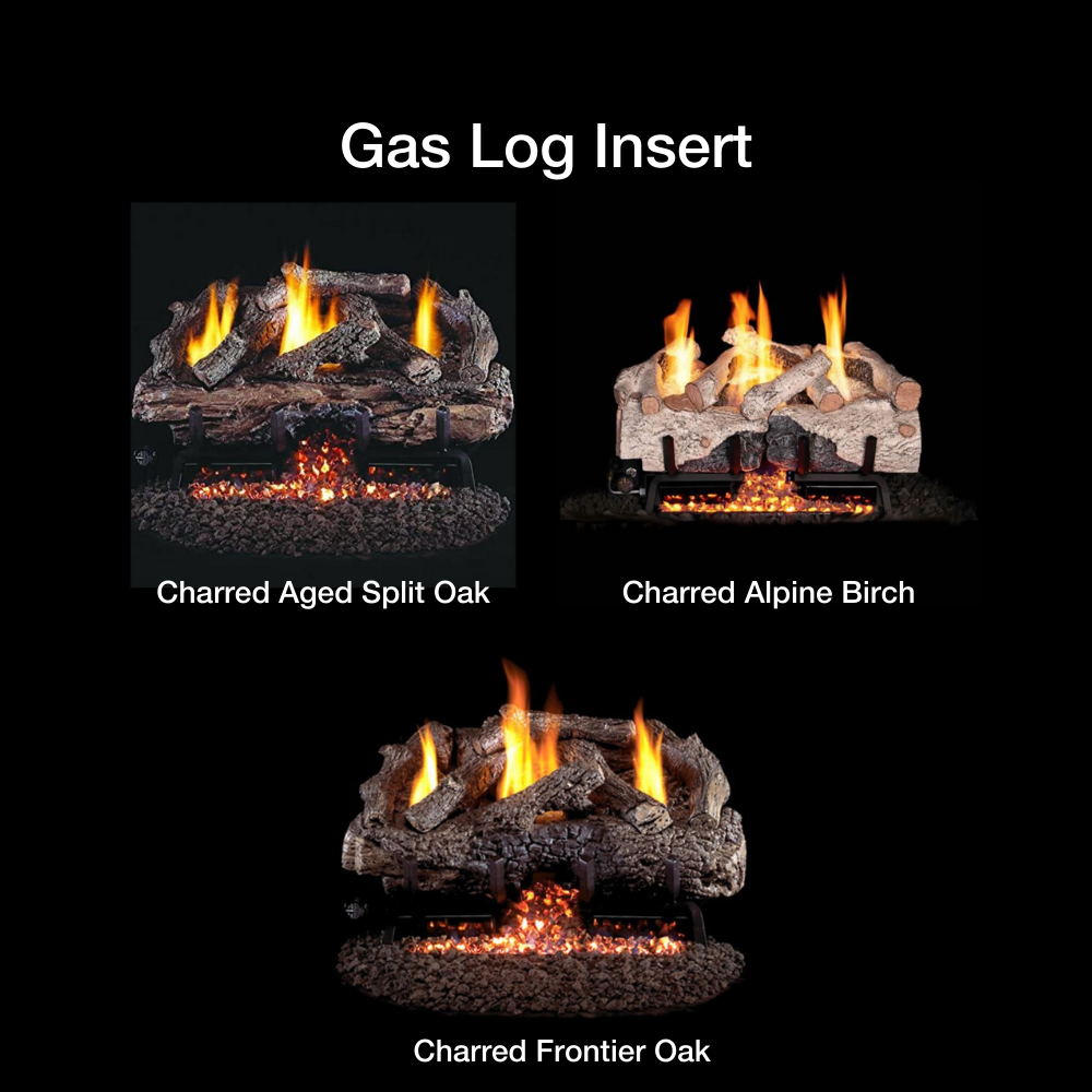 Gas Log Burner