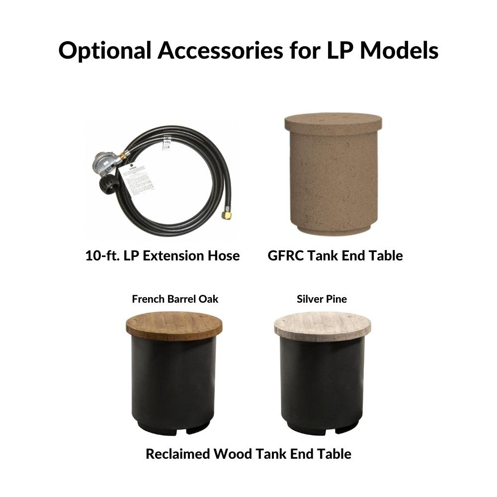 Optional Accessories for LP Models
