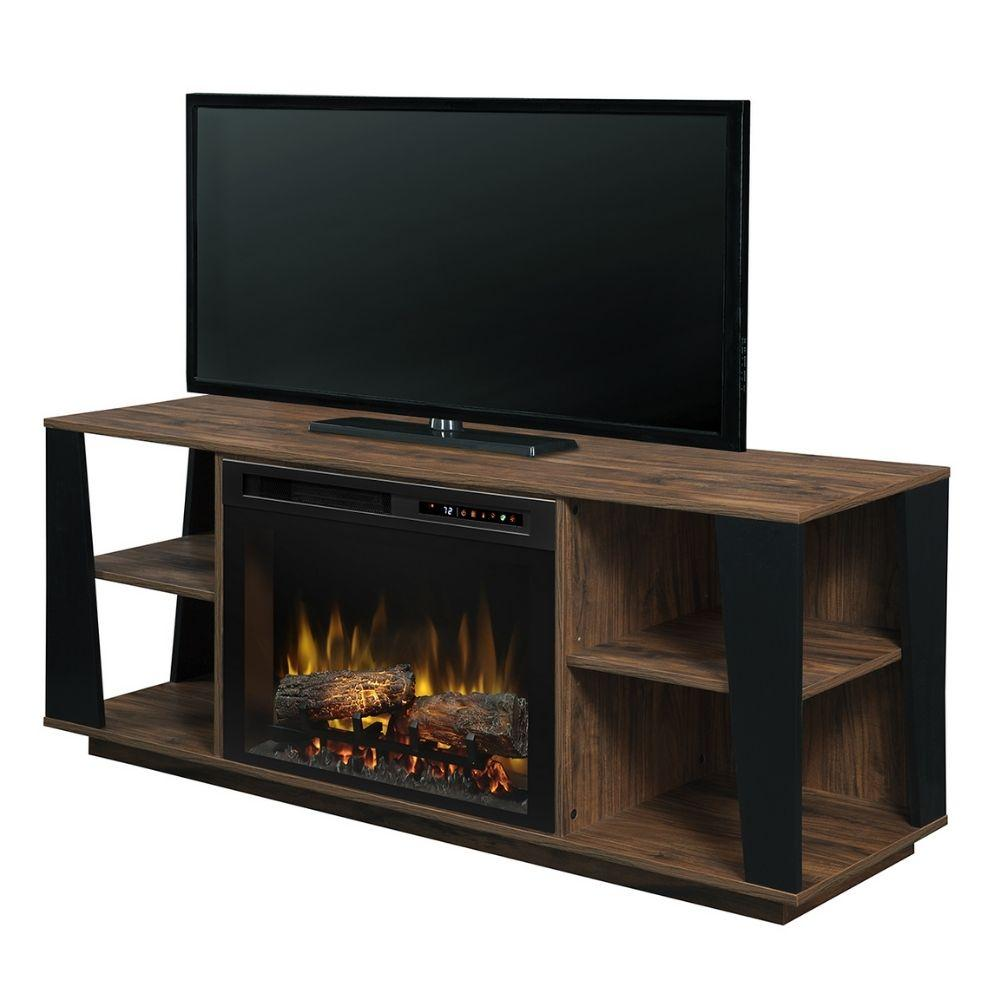 "Dimplex Arlo Media Console with Electric Fireplace for 65"" TV (GDS26L8-1918TW)"