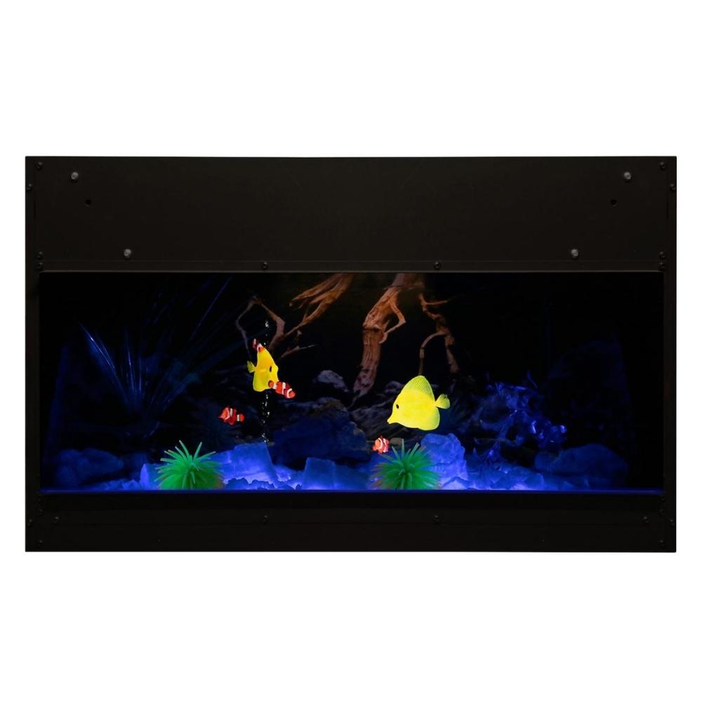 "Dimplex Opti-V™ Aquarium 32"" UL Listed Built-in Linear Electric Aquarium (VFA2927)"