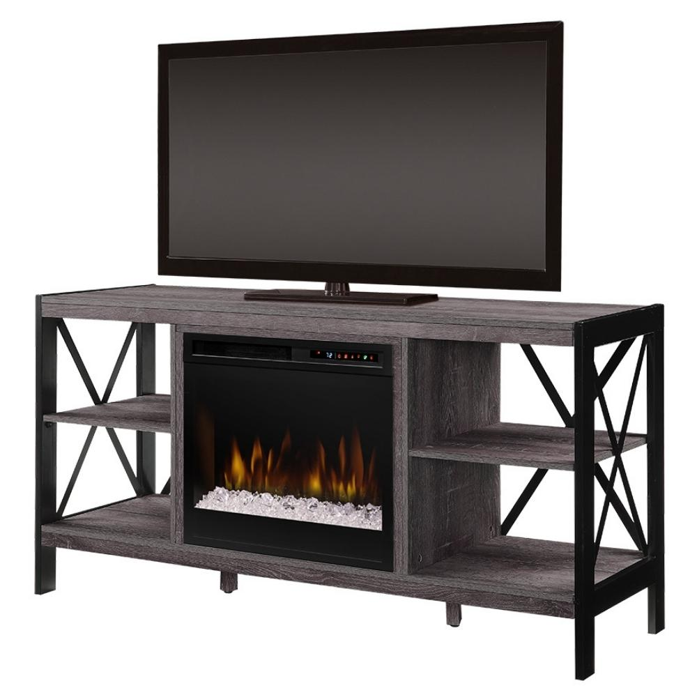 "Dimplex Ramona Media Console with Electric Fireplace for 55"" TV (GDS23G8-1974AU)"