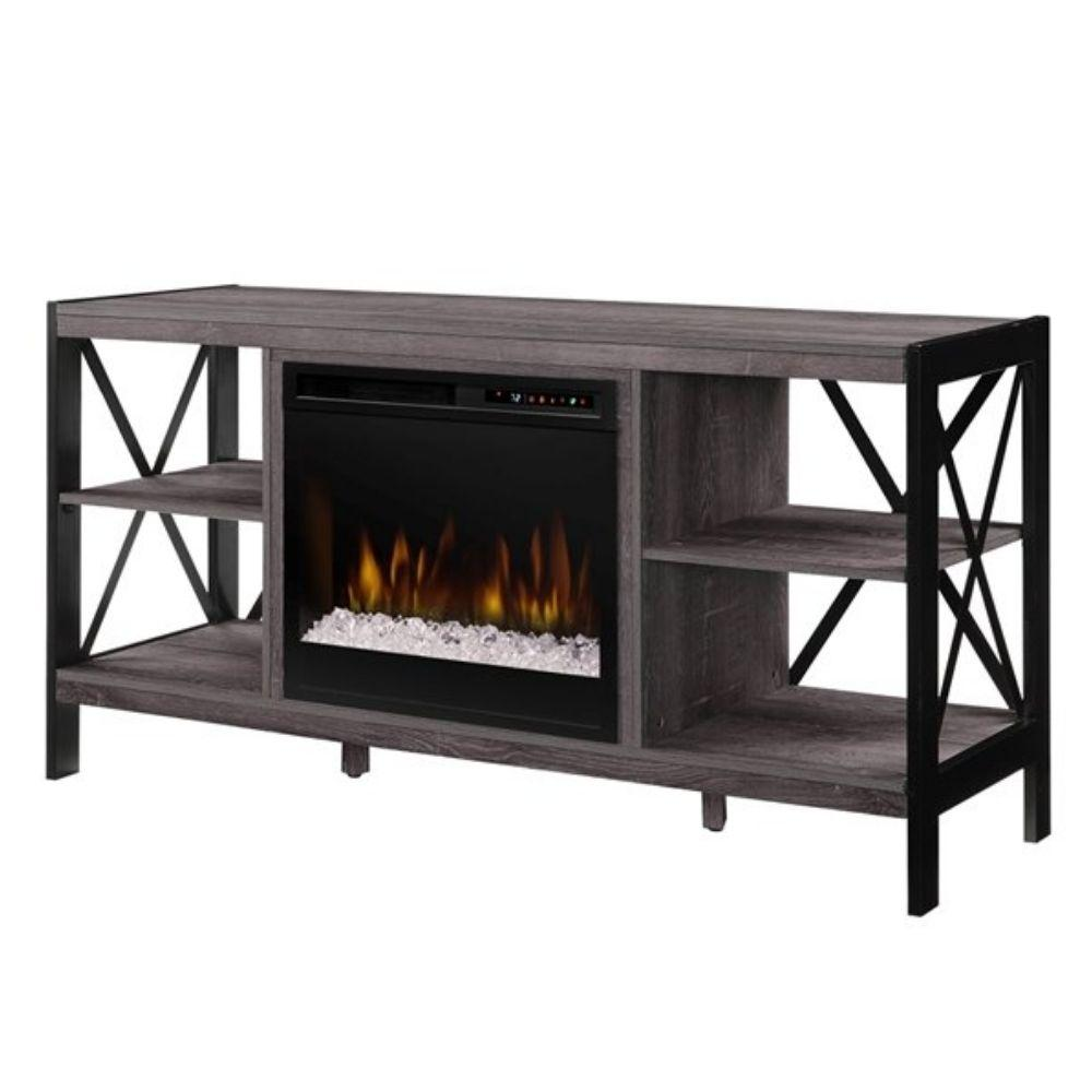 "Dimplex Ramona Media Console with Electric Fireplace for 59"" TV (GDS23G8-1974AU)"